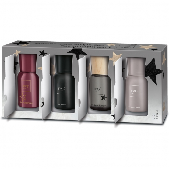 ipuro Season Line Adventskalender Set 4 x 50ml