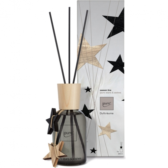 ipuro Season Line Raumduft, stars & wishes, 240ml